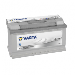 100Ah, 830A, 12V Akumulators VARTA Silver Dynamic (-+) 353x175x190 12V