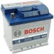 52Ah, 470A, 12V  Akumulators BOSCH S4002 (-+) 207x175x190mm