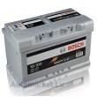 85Ah, 800A, 12V  Akumulators BOSCH S5010 (-+) 315x175x175mm