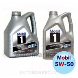 4L Mobil1 FS X1 5w50 ( Peak Life ) FS Rally Formula motoreļļa 5w-50