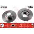 DF2769 TRW  bremžu disks