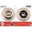 DF2771 TRW  bremžu disks