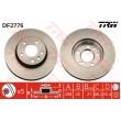 DF2776 TRW  bremžu disks