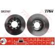 DF2787 TRW  bremžu disks