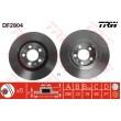 DF2804 TRW  bremžu disks