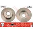 DF2813 TRW  bremžu disks