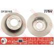DF2816S TRW  bremžu disks
