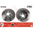 DF3092 TRW  bremžu disks