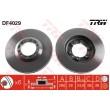 DF4029 TRW  bremžu disks