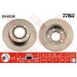 DF4038 TRW  bremžu disks
