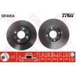 DF4054 TRW  bremžu disks