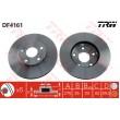 DF4161 TRW  bremžu disks