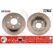 DF4245 TRW  bremžu disks
