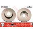DF4248S TRW  bremžu disks