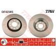 DF4258S TRW  bremžu disks