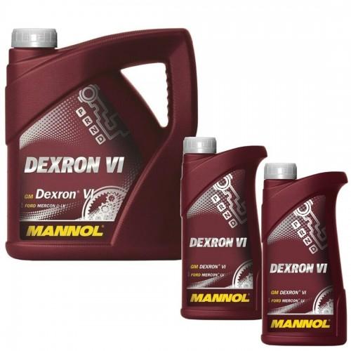 4L - ATF DEXRON VI AUTOMATIC