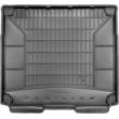 PEUGEOT 407 SW 2004 - 2011 gumijas bagāžnieka paklājs FROGUM 548201