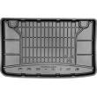 RENAULT CLIO IV HATCHBACK 3-durv. 2012 -.. gumijas bagāžnieka paklājs FROGUM 548942