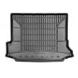 VOLVO V60 2011 -... gumijas bagāžnieka paklājs FROGUM 548904