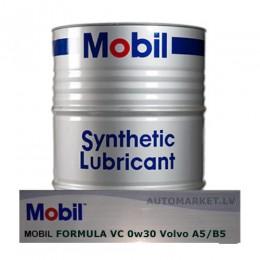 1L - 0w30 MOBIL  Formula VC VOLVO CARS MOBIL SUPER 3000 Izlejamā motoreļļa 0w-30