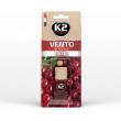 CHERRY VENTO K2 8ml  Automašīnas gaisa aromatizētājs