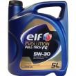 5L - 5w30 ELF EVOLUTION FULL-TECH FE RN 0720 sintetiskā motoreļļa 5w-30 fulltech