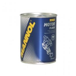 Dzinēja skalotājs - priekš eļļas maiņas Mannol Motor Flush 10min, 350ml./6L eļļas