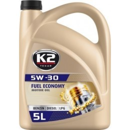 5L - 5W30 K2 XL Fuel Economy sintetiskā motoreļļa 5w-30