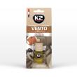 LEATHER VENTO K2 8ml  Automašīnas gaisa aromatizētājs