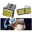 W5W balta - T10  LED 9 diožu auto spuldze, Lampa gabarita lukturiem un salonam
