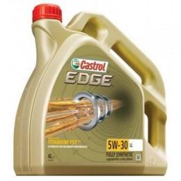5L - 5W30 Castrol EDGE TITANIUM FST LL 5W30  sintetiskā motoreļļa 5w-30