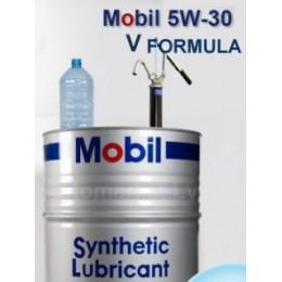 5w30 MOBIL SUPER 3000 Formula V  AUDI - SKODA - VW 504.00 - 507.00 Izlejamā motoreļļa - 1L 5w-30 plastika trauks bezmaksas
