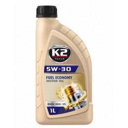 1L - 5W30 K2 XL Fuel Economy sintetiskā motoreļļa 5w-30