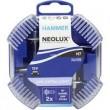 H7 NEOLUX +50% EXTRA LIGHT  auto spuldze BOX 2gab. 12V 55W Px26d halogēna lampa