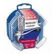 H4 NEOLUX +50% EXTRA LIGHT  auto spuldze BOX 2gab. 12V 60/55W P43t halogēna lampa