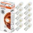 W5W OSRAM - ORIGINAL Germany auto spuldze - 1gab. 12V5W halogēna lampa