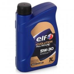 1L - 5w30 ELF EVOLUTION FULL-TECH FE RN 0720 sintetiskā motoreļļa 5w-30 fulltech