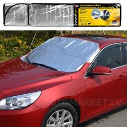 Ziemas pretaizsalšanas pārklājs Auto vējstiklam 200x70cm