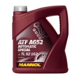 ATF AG52 Automatic Special MANNOL transmisijas eļļa, šķidrums - 4L