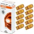 WY5W  Oranža OSRAM - ORIGINAL Germany auto spuldze 12V5W halogēna lampa - 1gab