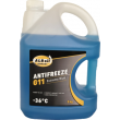 5kg Antifrizs ALBURNUS Zils G11  -36C 5l